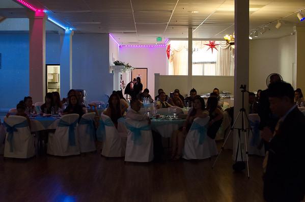 Gingers & Chongs Wedding