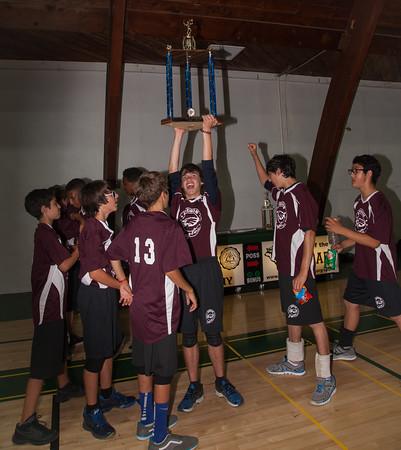 2012-2013 Volleyball