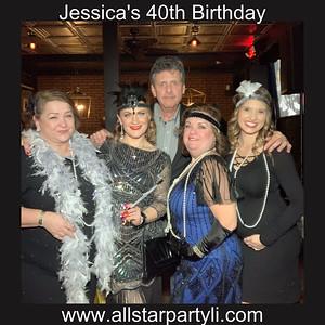 Jessica's 40th
