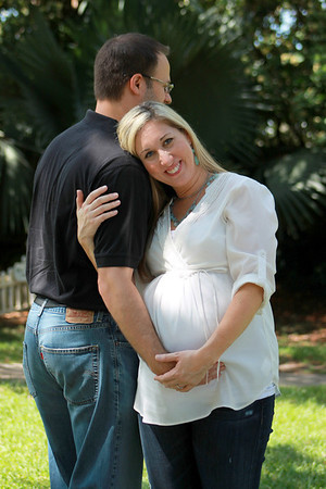 Lafferty Maternity Session 041314