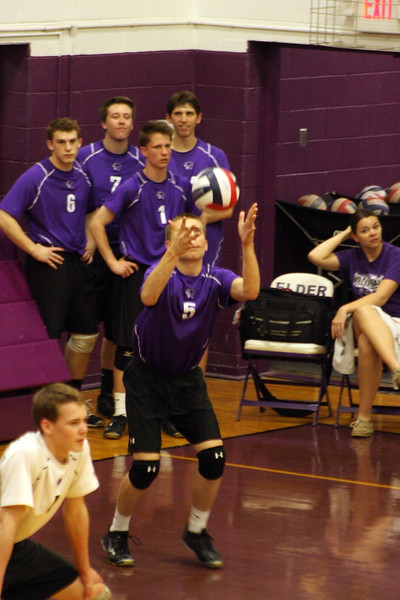 2015 Varsity Volleyball vs. LaSalle (05/08/2015)