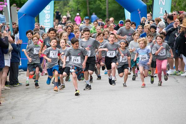 1 Mile Kids Race