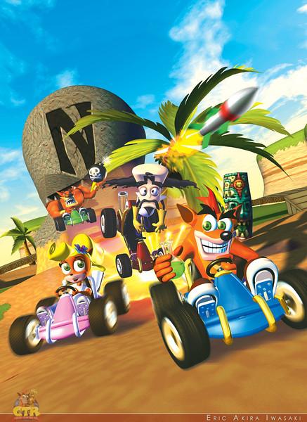 1997, '98, '99: Crash Bandicoot: Naughty Dog's Sequels (PlayStation)