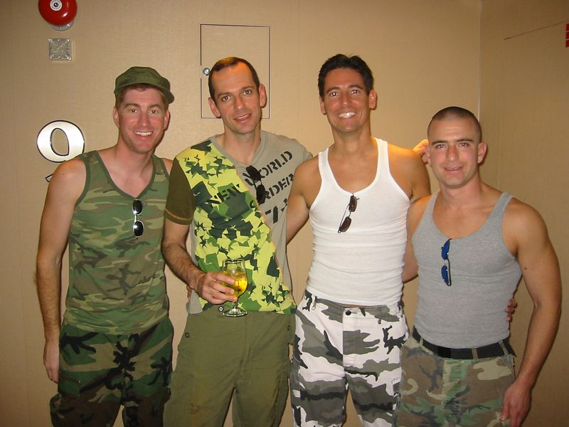 Party #1 was the military party