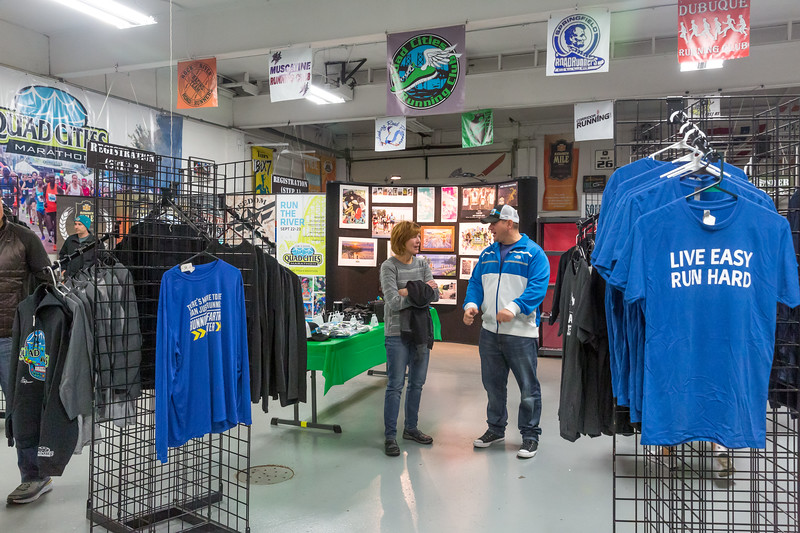 Quad Cities Marathon Open House