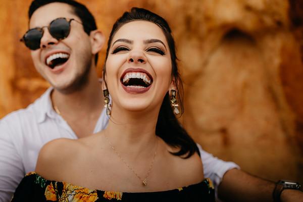 Halsia e Felipe