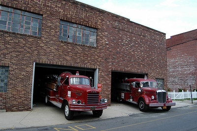 SCHUYLKILL HISTORICAL FIRE SOCIETY'S NEW BUILDING