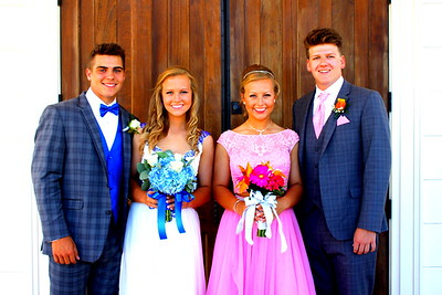 2017 Central High School Prom