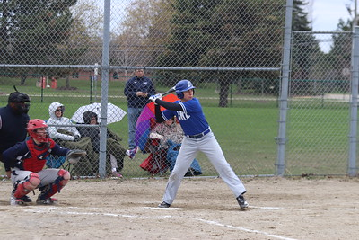 IKE Freshman Baseball April 2019