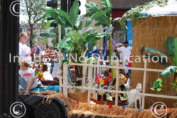 Aurora, IL Puerto Rican Heritage Festival 7-29-12