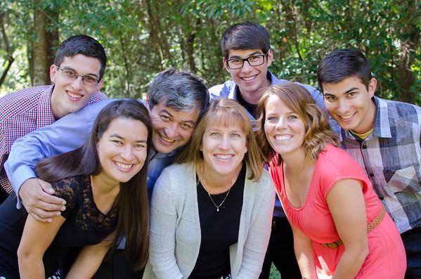 2015 Blank Family