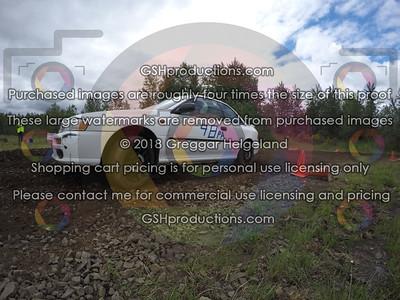 98 White Plain Impreza Coupe Sparco Wheels