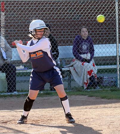 PY softball 4-5-12