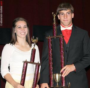 Odessa-Montour Sport Awards 2012