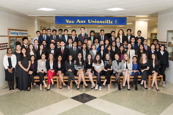 20181218 Unionville HS Speech & Debate