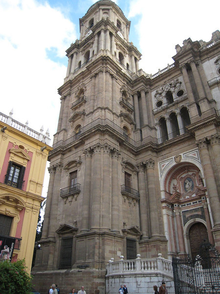 Malaga, Spain - Cathedral (La Manquita)