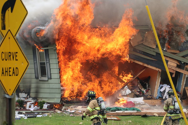 Dwelling Explosion - 239 Christian Ln, Berlin, CT - 5/25/20