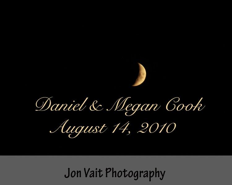 Megan and Daniel Cook