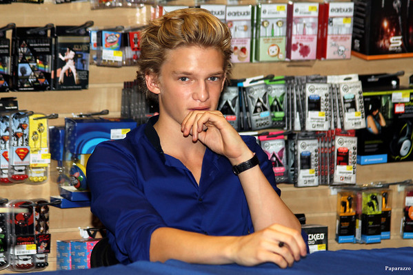 Cody Simpson: September 2, 2012 (Volume Three)