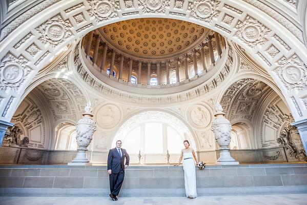 SF City Hall Ceremony