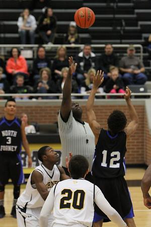 Forney High School Basketball Varsity Boys