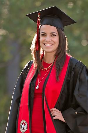 Kim Lokey SDSU Grad