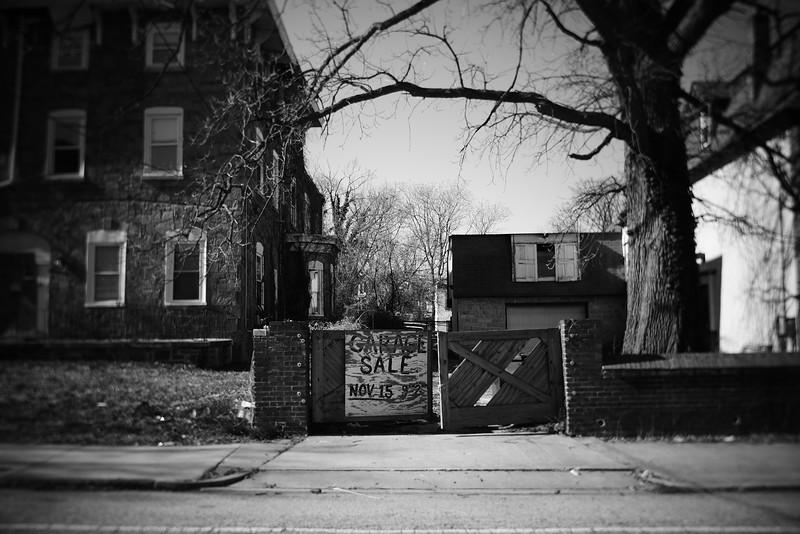 Garage Sale---Philadelphia, PA