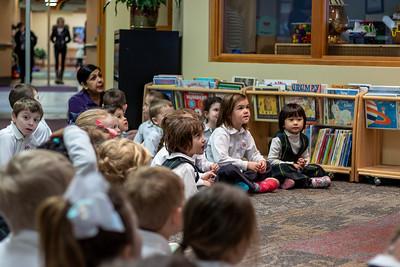 Primary School Author Visits