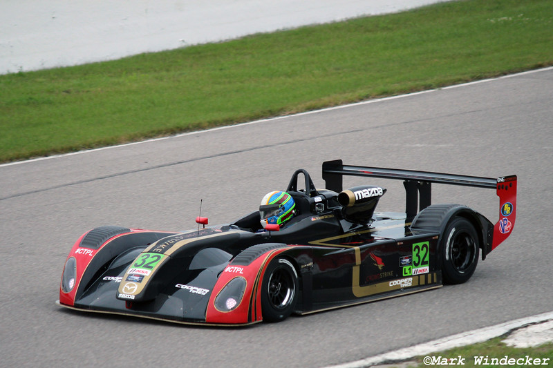 8th Gerhard Watzinger(M) ONE Motorsports