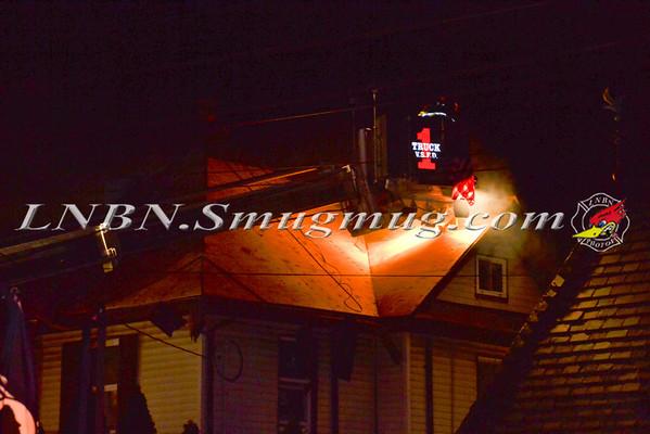 Valley Stream F.D. House Fire 30 West Melrose Street 11-25-11