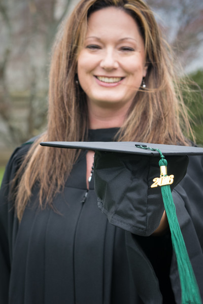 Gina's Graduation