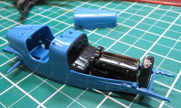 Matchbox Bugatti 59