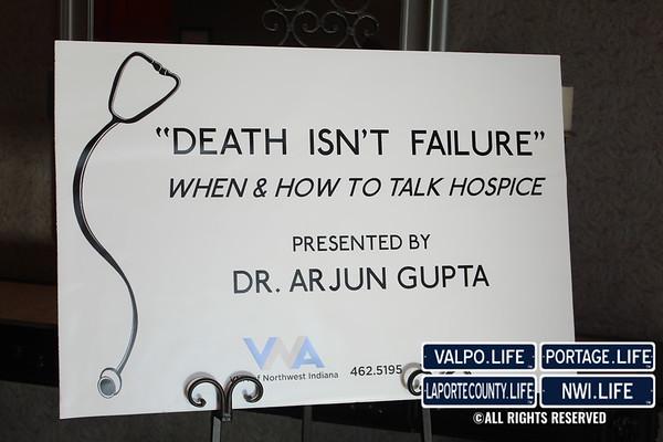 Death Isn't Failure When & How to Talk Hospice2019