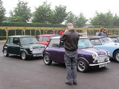 Goodwood Breakfast Club Jubilee June 2012