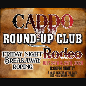 Friday Night Breakaway Roping