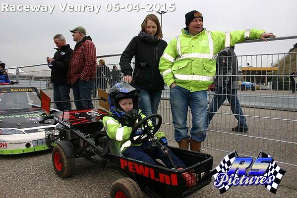 Ukke puk en F3 stockcars Venray 6 april by Rene Smeets