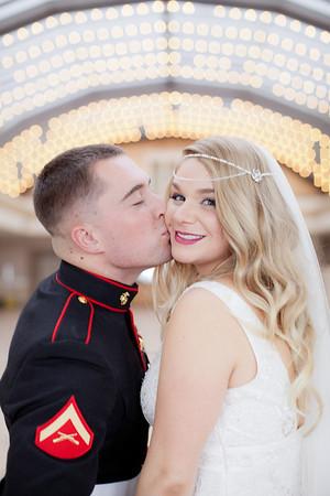Brittany and Mason Wedding