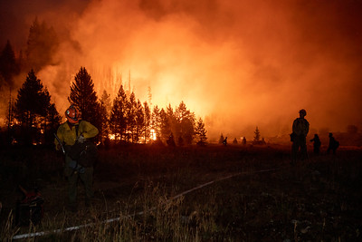 Williams Fork Fire (CO, 2020)