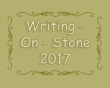 Writing On Stone 2017