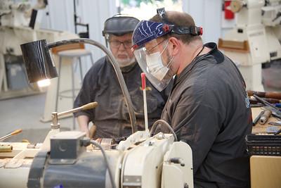 Woodturning with Nick Agar October 2020