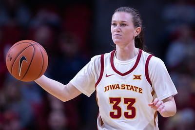 Kansas State at Iowa State Womens Basketball 1/2/2019
