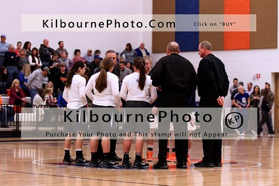Varsity Union Girls vs Gate City 1-16-15