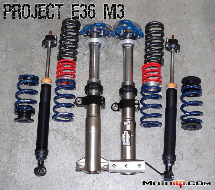 Project E36 M3: Part 3 - Suspension Version 1.0: HVT