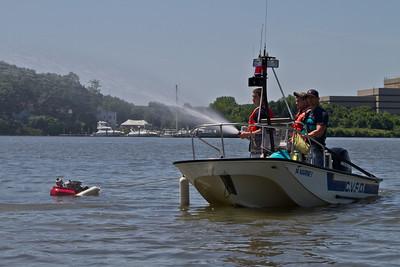 5-20-12 Boat Drill