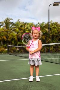 Jr Tennis Clinic. June 19, 2021