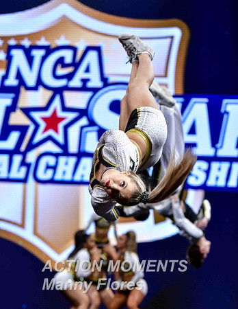 NCA Cheer Competition