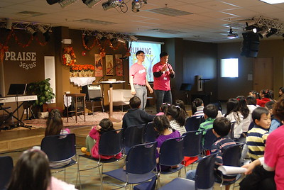 Kidspace The Lord's Day Worship