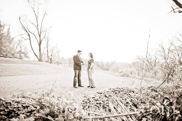 Creative Engagement Photos