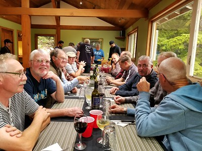 Kyuquot|Aug 20-23 2018 Kyuquot Lodge 2018