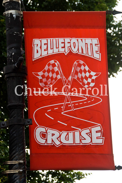 THE HISTORIC BELLEFONTE CRUISE -- Saturday- 2011